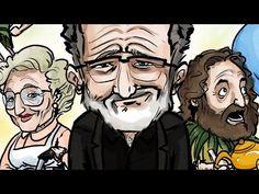 Oh Captain, My Captain! - Goodbye Robin WIlliams: #Robin_Williams RIP