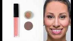 Romantic Makeup Step-by-Step Tutorial