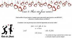 Convite- de- casamento- para- imprimir- 16 Manual, Invitation Ideas, Trays, Textbook