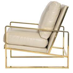 Leather, Dorwin Chair