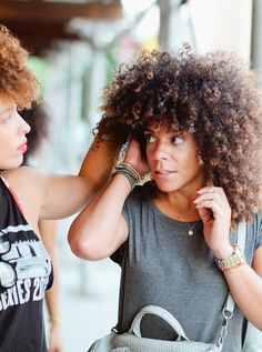 Tips for Naturals with High Density but Fine Strands