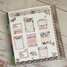 October note page all set up. Lately I have been using it to track things for my shop and it usually gets filled at the end of the month. Still doing pink for Breast Cancer awareness  #erincondrenlifeplanner #erincondrenstickers #erincondrenverticallayout #eclp #weloveec #llamalove #pgw #plannergirl #planneraddict #plannercommunity #plannerstickers  #Planner #planning #planners #plannerstickers #agenda #plannerdecor #plannernerd #plannerlove #planneraddict  #eclp #plannerclips…