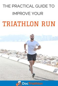 If you are going to participate in a triathlon with a background in swimming or cycling or if you are a beginner, this practical guide will help you improve your Triathlon run. #triathlon #triathlontraining #running #triathlonrunning #doctriathlon