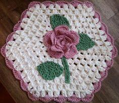 Die 39 Besten Bilder Von Gehäkelte Topflappen Crochet Potholders