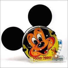 Marx (U.K.) Mickey Mouse Bagatelle - Game. DOCKERILLS VINTAGE TOY REFERENCE - Kevin Dockerill - Picasa Web Albums All Toys, Mickey Minnie Mouse, Toy Boxes, Vintage Disney, Vintage Toys, Antiques, Albums, Britain, Tin
