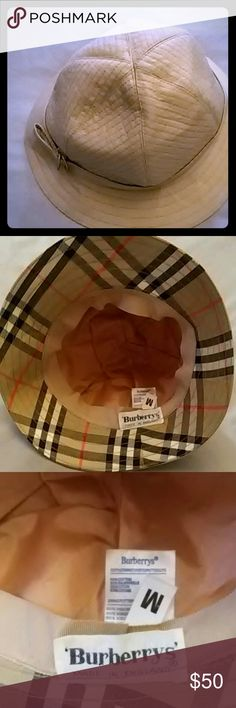 af6e3201e0b Hat Beige Burberry s hat Burberry Other Panama Hat