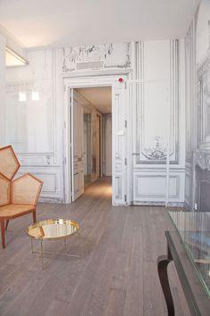 Margiela Hotel, Paris