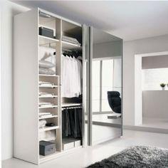 Modern Interior and Exterior Design and Ideas: Modern and Elegant Wardrobe Design
