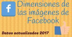 Imágenes de Facebook para 2017 en su justa medida