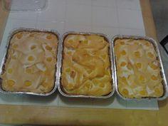 The Samoan Peach Pie! One of my favs!