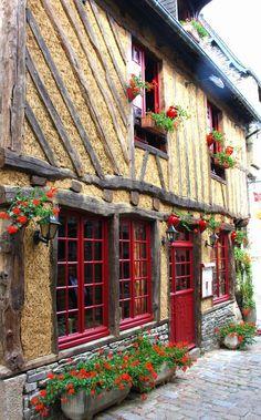 Dol-de-Bretagne, Ille-et-Vilaine, Bretagne, France