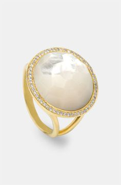 Ippolita 'Rock Candy - Lollipop' 18k Gold Ring available at #Nordstrom My dream wedding ring :)