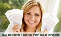 Bad credits are the sign of serious financial trouble. Metro Loans is ready with smart and package deals on the bad credit loans with an objective to meet your credit situation. To know about valuable deals on the 12 month loans for bad credit, visit:- http://www.metroloans.uk/12-month-loans.html