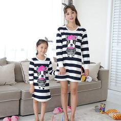 Matching Mother & Daughter Pajamas! Get 10% Discount + Free Shipping to the USA! Use Promo Code: FirstMatched Link in the bio! #matching #bestfriends #love #ouftits #couples #mother #father #dad #mom #daughter #son #twins #sisters #brothers #relationship #iloveu #free #shipping #promo #code #discount #friends #4ever #newmarried #valentine #engagement #gift #baby #summer #PJ