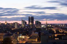 Modern Tallinn City, Harjumaa