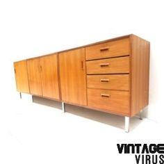 Vintage dressoir / dressoirkast