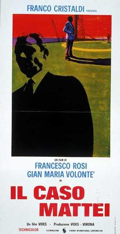 Il caso Mattei (1972) | FilmTV.it