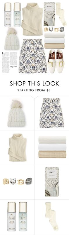 """""""Sweater n Hats"""" by emcf3548 on Polyvore featuring Topshop, Matouk and Secret Collagen"""