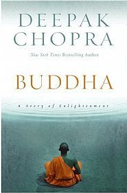 Buddha - Deepak Chopra. Definitely want to read this, or the comic book version. I've been reading about Chopra after I reblogged a quote from him on tumblr and he seems awesome. Scientist and yogi and buddhist and very wise.