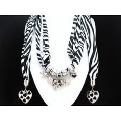 Animal Design Pendent scarf #fashion accessories Price: £9.59 Shop here http://www.completethelookz.co.uk/fashion-accessories/scarfs/animal-scarf