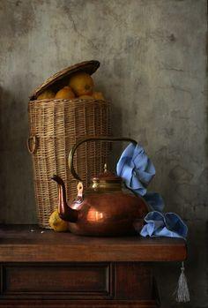 photo:С чайником и лимонами ₪ by Lubov Pozmogova-Brosens