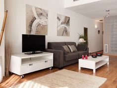 Abritel location appartement à Barcelone Appartement trés spacieux avec 3 chambres et 2 salles de bains  Fantastique LOFT de 110 m2 dans lequel vous vous sentirez comme chez vous
