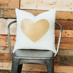 Gold Heart -- Goods by Grinn