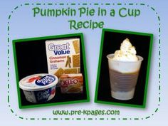 How about this simple recipe for serving the kids on Thanksgiving Day?