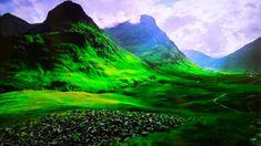 Scotland:  Celtic Music  ♫ Alba GuBràth / YouTube