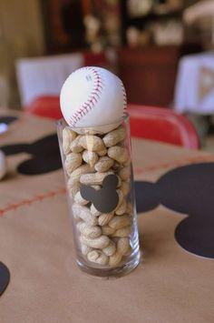 Bode's 3rd Baseball Mickey Bash!   CatchMyParty.com