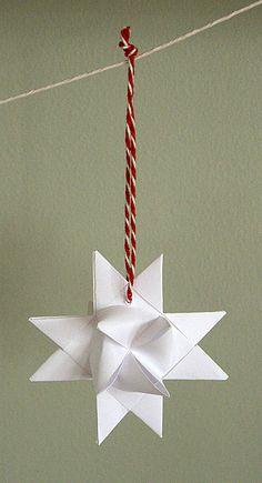 Paper stars.