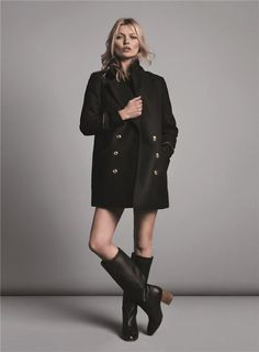 See Kate Moss and Cara Delevingne's Full Mango Campaign for Fall - Fashionista