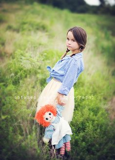 Bring a cherished doll or stuffed animal - Untamed Heart Photography
