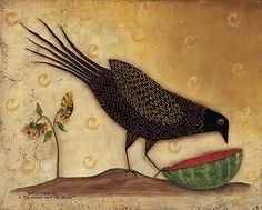 The Crow and the Melon, Dotty Chase