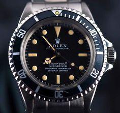 Submariner. Rolex.