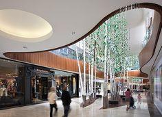 Decoración y Diseño de Centros Comerciales