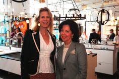 Susanna Salk & Pamela Copeman, Boston Design Center