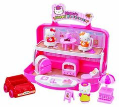Hello Kitty Mom's Happy Restaurant *** This is an Amazon Affiliate link. Click image for more details.