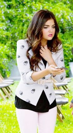 ... Aria montgomery on Pinterest   Pretty Little Liars, Lucy Hale and Aria