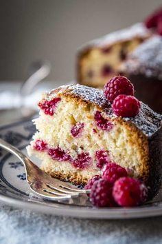 the best raspberry cake recipe