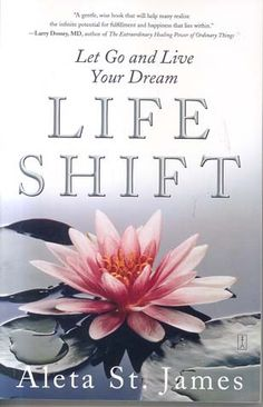tripleclicksshoptillyoudrop: 14th April, 2014 Today's Deal of the Day! Life Shift! Let go, live your dreams! by Aleta St James.