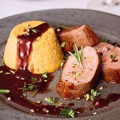 Flan, Spanish Dinner, Gourmet Recipes, Dinner Recipes, Modern Food, Sustainable Food, Mediterranean Dishes, Keto Dinner, Carne