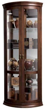 Superior Found It At Clockway.com   Howard Miller Chancellor Corner Curio Cabinet    CHM1506