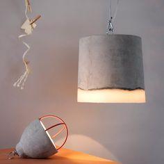 Concrete Pendant Lamp by Serax | MONOQI #bestofdesign