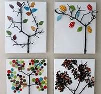 fall arts and crafts for kids - Bing Images