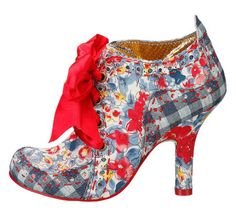 Irregular Choice Abigails Party Stiefeletten