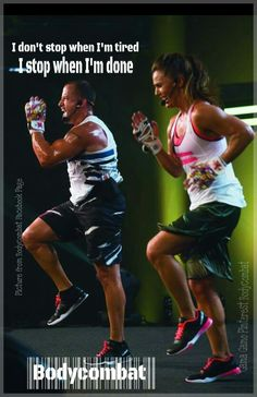 Bodycombat, stay with the fight!