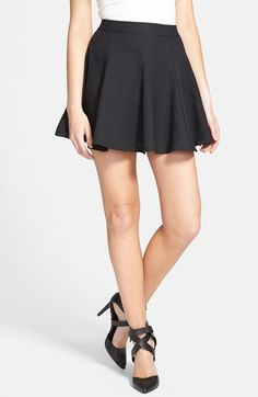 Lush Skater Skirt available at #Nordstrom // $38