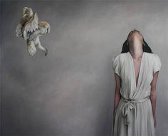 Легкость девушек и птиц от художницы Эми Джадд (Amy Judd) - Живопись - Утопия.Хаус — Дом современного искусства
