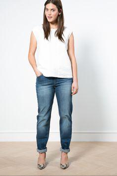 Best plus size jeans brand
